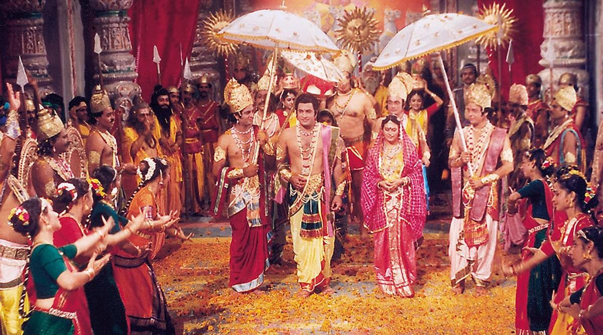 Ramayan TV Series Title Song Is Making People Nostalgic As Mythological Series Is Set to Return on Doordarshan During Lockdown