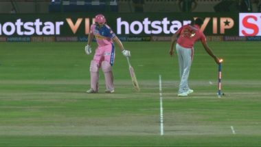 Jos Butler Picks Ravi Ashwin As His Quarantine Partner, England Cricketer Has a Hilarious Response After Former KXIP Captain Cities Mankading Incident To Raise Importance of Staying Indoors (Watch Video)