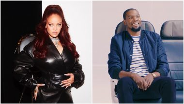 Rihanna Jokes About NBA Player Kevin Durant's COVID-19 Diagnosis