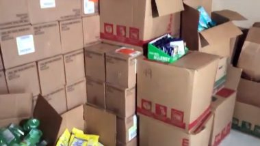 Greedy Tennessee Man Bought 18,000 Bottles of Hand Sanitizer but He Can't Sell Them Anywhere Amid COVID-19 Pandemic (Watch Video)