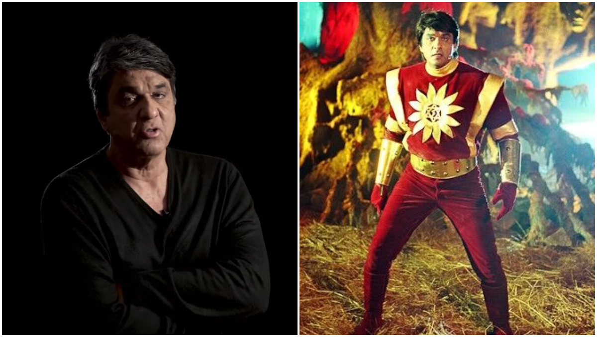 Mukesh Khanna Working on Shaktimaan Sequel and That's One Good News the World Can Really Use Right Now
