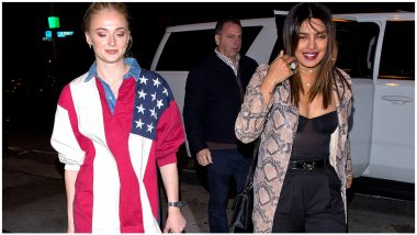 Sophie Turner Talks About Her New Show Survive, Suffering From Depression, and Priyanka Chopra