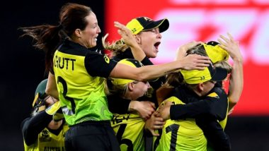 IND vs AUS ICC Women's T20 World Cup Final 2020 Stat Highlights: Australia Crush India by 85 Runs to Win Record Fifth Title