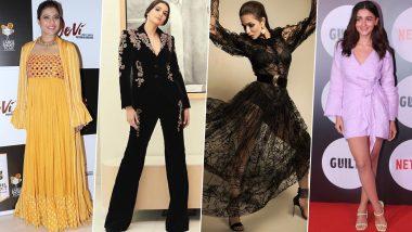 Alia Bhatt, Sonam Kapoor, Malaika Arora Set Some Wrong Fashion Examples this Week (View Pics)