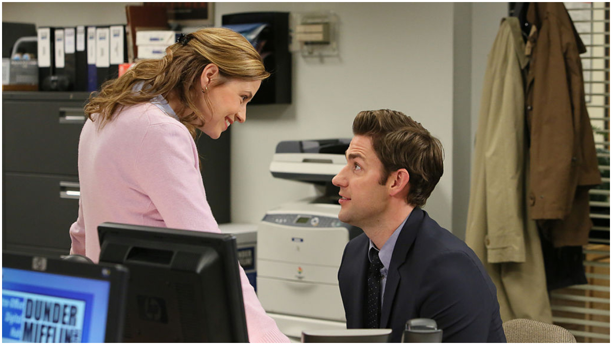 Don't Freak Out but John Krasinski Wanted Jim and Pam to Breakup in 'The Office' Final Season!