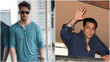 Tiger Shroff Says Salman Khan's Bracelet Would Have More Followers Than Him on Instagram