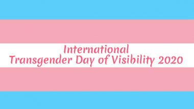 International Transgender Day of Visibility 2020 Date: Know History and Significance of This Day Honouring the Transexual