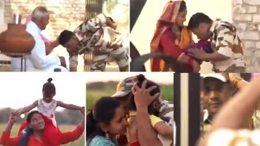 Women's Day 2020: ITBP Releases Song Composed and Sung by Jawan (Watch Video)