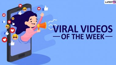 Viral Videos of the Week: From 'Applause for Care' Flash Mob to Venice's Clean Canals, Watch 7 Clips That Spread Good Vibes Amid COVID-19 Fear