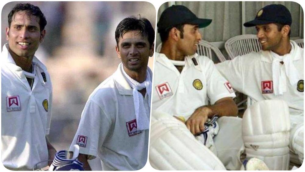 Fans Relive Rahul Dravid-VVS Laxman's Epic Partnership of 376 Runs Against Australia in Kolkata, Netizens Hail Dravid - Laxman Duo (Watch Video)
