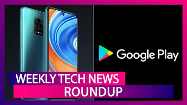 Weekly Tech News Roundup: From Redmi Note 9 Series To OnePlus 8 Series; You Don't Wanna Miss This