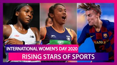 International Women's Day 2020: Shafali Verma, Cori Coco Gauff And Other Rising Stars To Watch Out