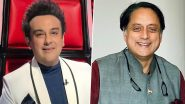 "Adnan Sami and Shashi Tharoor Have a Twitter Banter Over PM Modi's 'Shut the Lights' Move; Congress MP Has A Quirky Response to the Singer Asking Him to ""Chill""!"