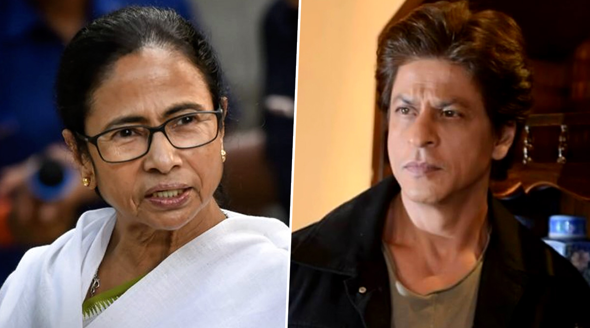 Mamata Banerjee Thanks Shah Rukh Khan for His Contribution in Combating COVID-19 Pandemic, Says 'Such Humane Benefaction Will Keep Inspiring Millions'