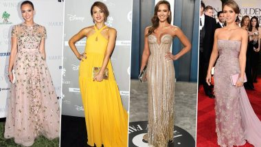 Jessica Alba Birthday Special: She's a Red Carpet Darling and Her Snazzy Appearances Have Always Made us Scream WOW (View Pics)