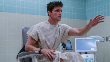 Greg Daniels Reveals Robbie Amell's Character Nathan Brown in 'Upload' Is Inspired by His Barber