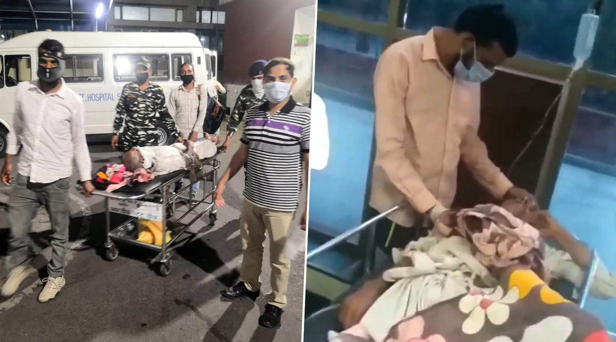CRPF Helps Kashmiri Youth, Who Cycled From Mumbai During Coronavirus Lockdown, Meet Ailing Father in Chandigarh