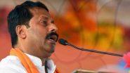 Karnataka BJP MLA  Masala Jayaram Violates Coronavirus Lockdown, Throws Lavish Birthday Bash With Over 100 Attendees (Watch Video)