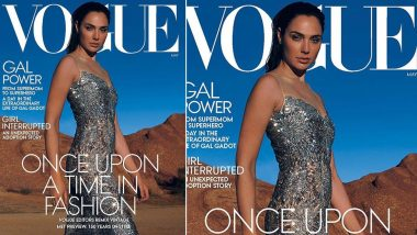 Check Out Gal Gadot's New Photoshoot for Vogue (View Pic)