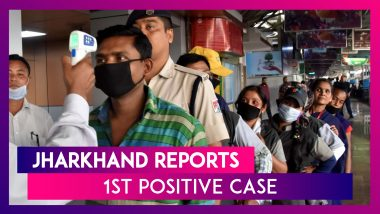 Coronavirus In India: Jharkhand Reports First Case As Malaysian Woman Tests Positive In Ranchi