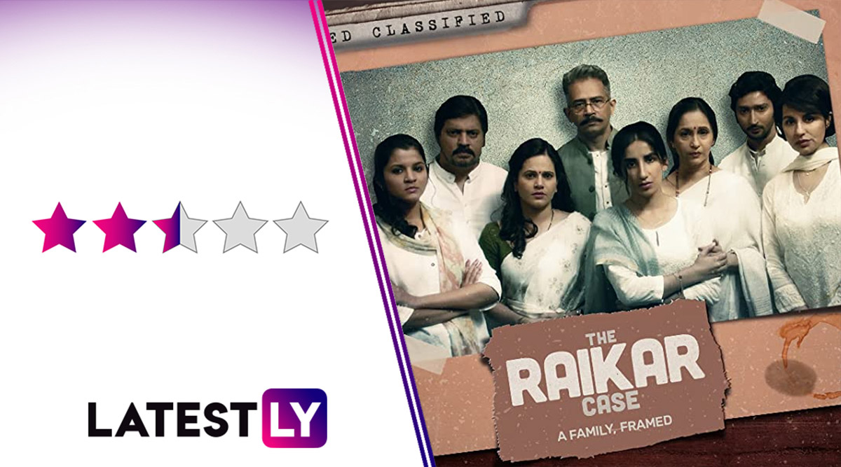 The Raikar Case Review: Voot Select's Murder-Mystery Series Has Good Suspense but Struggles to Contain Its Own Skeletons