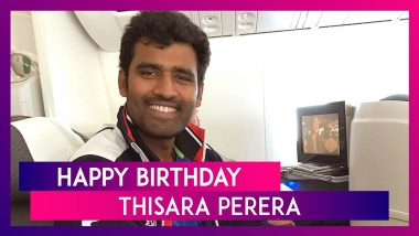 Happy Birthday Thisara Perera: Lesser-Known Facts About Talented Sri Lankan All-Rounder