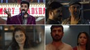 Hasmukh Trailer: Vir Das Is a Killer Standup Comic, Literally, in This Dark Comedy (Watch Video)