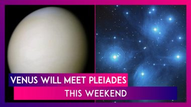 Venus Will Meet Pleiades Star Cluster After Eight Years This Weekend: Date, Time & How To See Them?