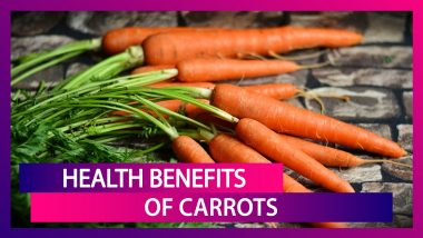 International Carrot Day 2020: Health Benefits Of Carrots