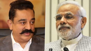 Kamal Haasan on PM Narendra Modi's 'Light a Diya on April 5 at 9 PM' Call: 'Wanted PM to Talk on Essential Commodities and the Livelihood of the Poor'