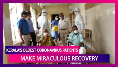 Thomas & Mariyamma, Kerala's Oldest Coronavirus Patients Discharged After Being Cured Of COVID-19