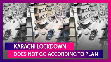 Pakistan Police Reportedly Beaten Up When They Tried To Enforce Lockdown In Karachi