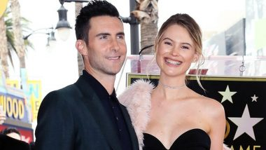 Adam Levine Rubbishes Wife Behati Prinsloo's Pregnancy Rumours, Singer Says She Would 'Punch Him on His Face' If Asked to Plan a Third Child