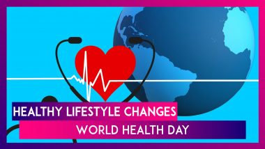 Small Lifestyle Changes That Will Help You Live Healthier: World Health Day 2020