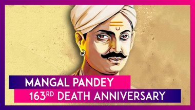 Mangal Pandey Death Anniversary: Remembering The Soldier Who Inspired India's First Independence Fight