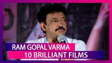 Ram Gopal Varma Birthday: 10 Brilliant Films He Has Made In Bollywood!