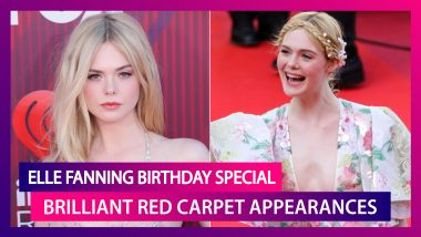 Elle Fanning Birthday Special: Taking A Look At Some Of Her Brilliant Red Carpet Appearances