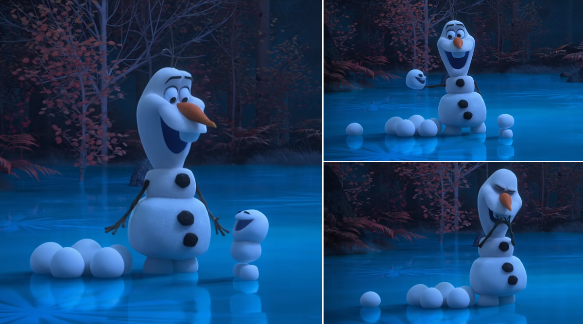 At Home With Olaf: Disney Releases Made at Home Series of Frozen Shorts (Watch Video)