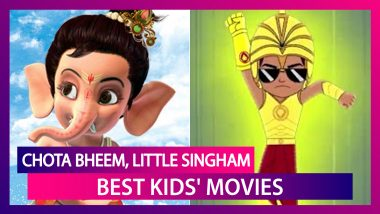From Chota Bheem To Little Singham, 5 Children's Movies On Netflix For Wholesome Entertainment