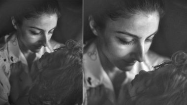 Kunal Kemmu Beautifully Captures Soha Ali Khan and Inaaya Naumi Kemmu in a Gorgeous Picture, Calls Them Two Halves Of His Heart