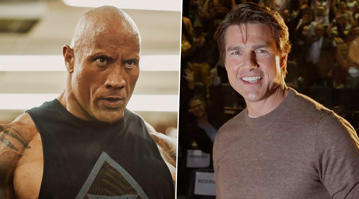 Dwayne Johnson Opens Up About Losing One Big Role to Tom Cruise, Guess Which?