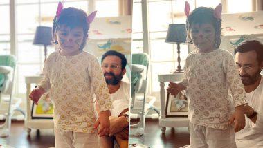 Here's How Kareena Kapoor and Saif Ali Khan Set Up a Treasure Hunt Game For Taimur On Easter 2020!