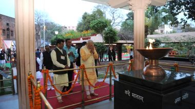 PM Narendra Modi Pays Homage to Jallianwala Bagh Martyrs, Says Their Valour Will Inspire Indians for Years to Come