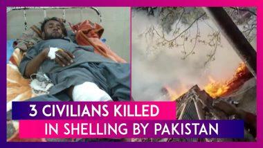Pakistan Violates Ceasefire Along LoC In Kupwara In J&K, 3 Civilians Killed, Indian Army Retaliates