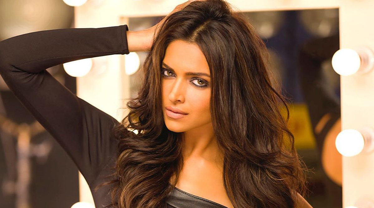 Deepika Padukone is a Stunning Beauty in Black in This Throwback Picture from Dabboo Ratnani's Photoshoot