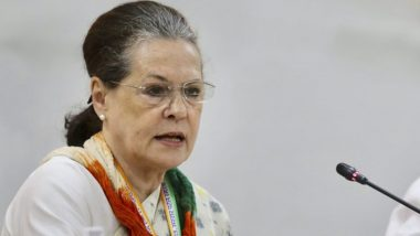 Sonia Gandhi to Continue As Interim Congress President Till Process for Electing New Chief Completes