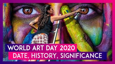 World Art Day 2020: Date, History, Significance Of Day To Promote Creative Activity Worldwide