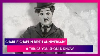 Charlie Chaplin Birth Anniversary: Eight Things You Should Know About The 'Little Tramp'
