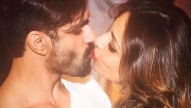 Bipasha Basu Reveals Karan Singh Grover Crashed Her Bachelorette Party, Shares a Picture Kissing Her Husband
