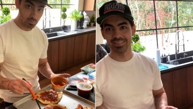 Joe Jonas Cooked This Famous Indian Dish for Sophie Turner and We Wonder if Priyanka Chopra Helped Him with the Recipe